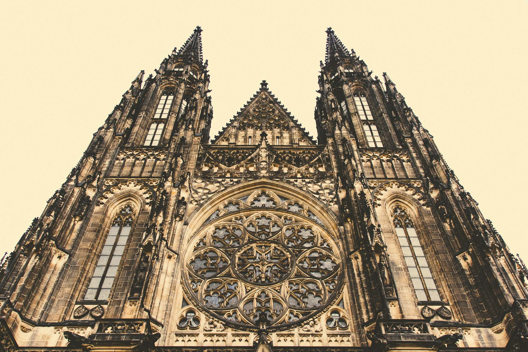 St. Vitus Cathedral (front) | Prague